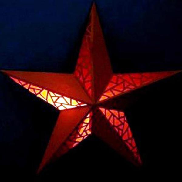 Lồng Đèn Ngôi Sao