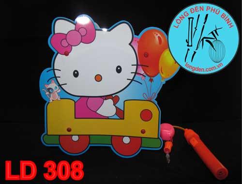 Lồng Đèn Pin Trung Thu Hello Kitty